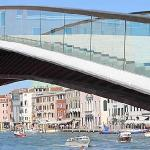 calatrava bridge Venice